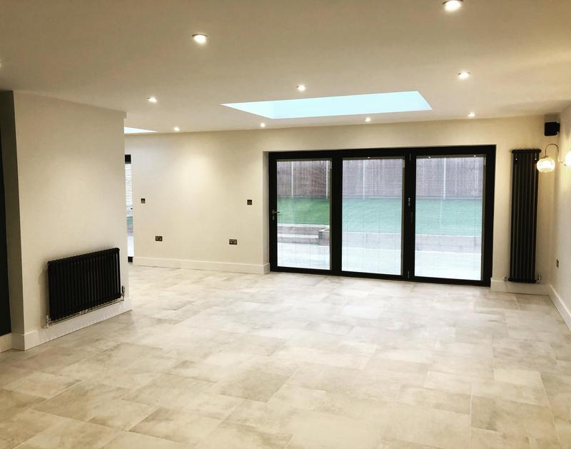 Image 19 - Beautiful Bi-Folding doors and expansive living area.
