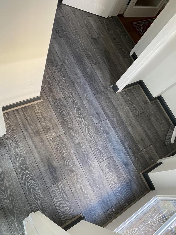 Image 3 - Hair salon flooring complete