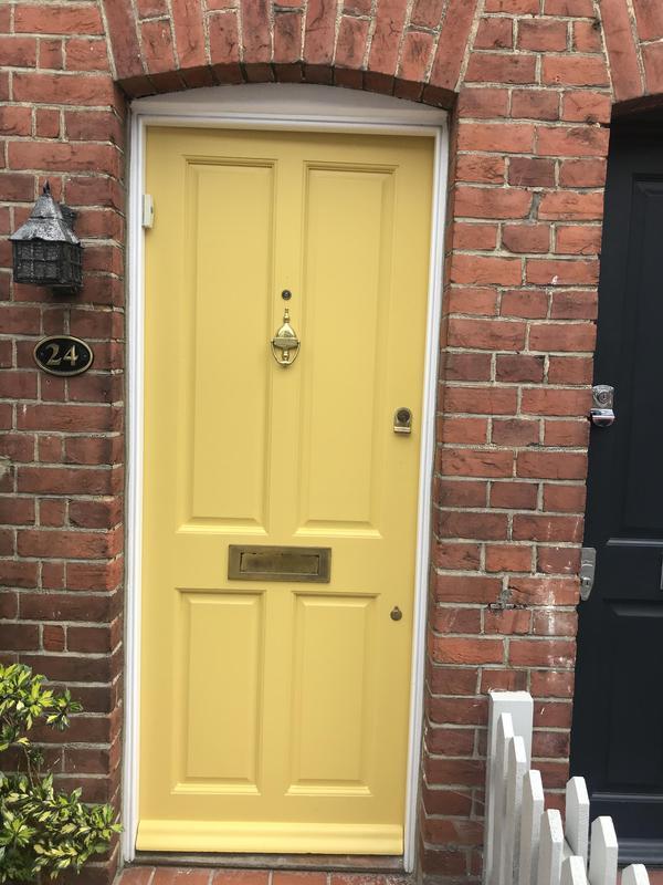 Image 82 - Front door