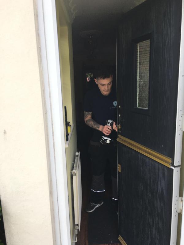 Image 14 - PVC door repair in Bowdon