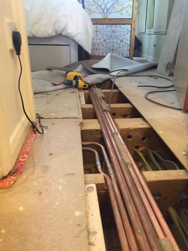 Image 30 - rewire underway stevenage