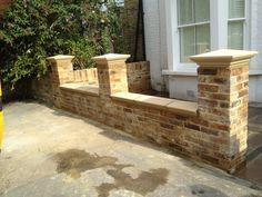 Image 147 - Brick /pillar work