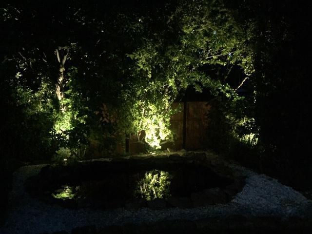 Image 77 - Garden lighting