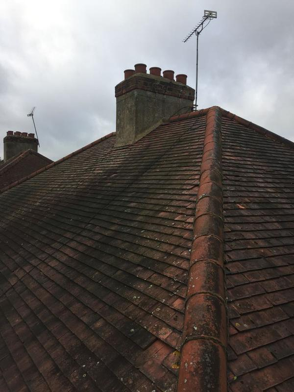 Image 3 - old roof hornchurch before