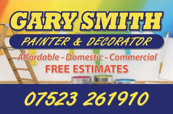 Gary Smith Painter and Decorator logo