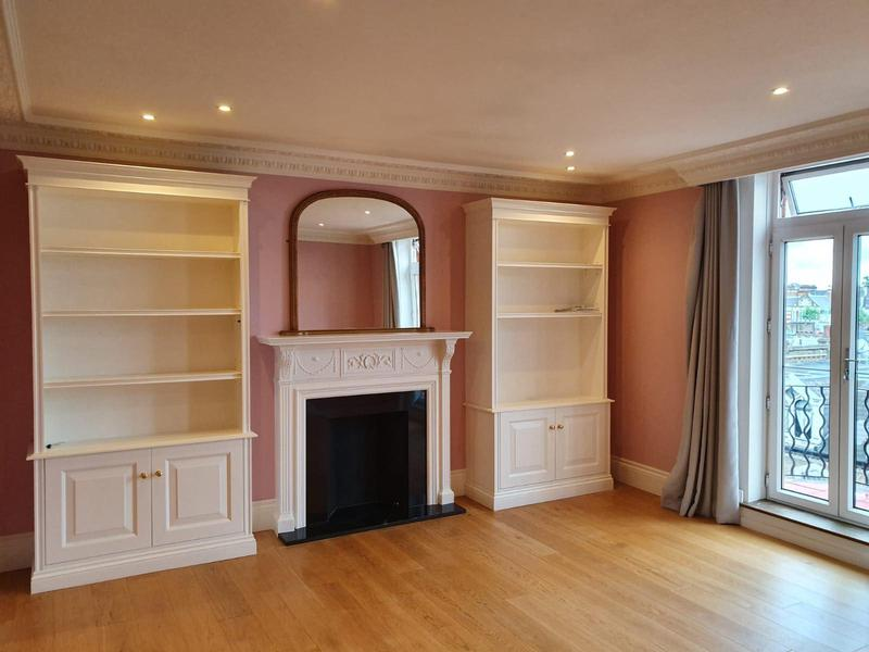 Image 4 - Living Room Painting- Carpentry works- W11