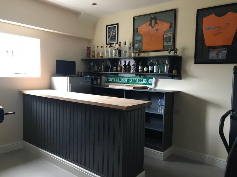 Image 21 - garage turned into a nice bar