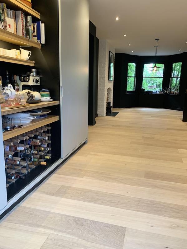 Image 7 - Oak floor restored
