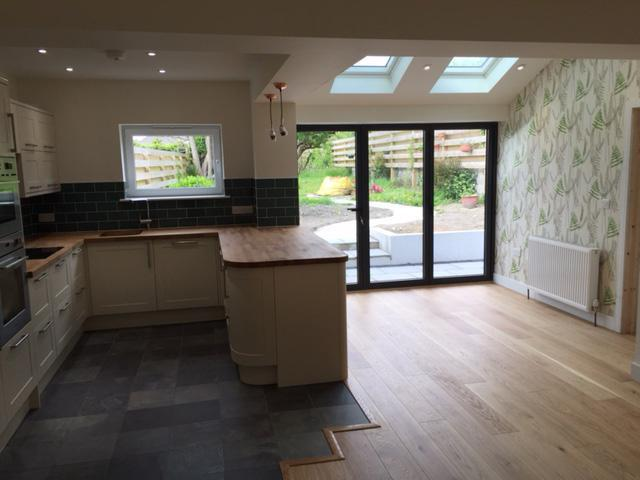 Image 36 - Kitchen Extension with Bi-Folds and Velux