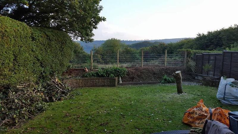 Image 84 - Garden with a view! (After!)
