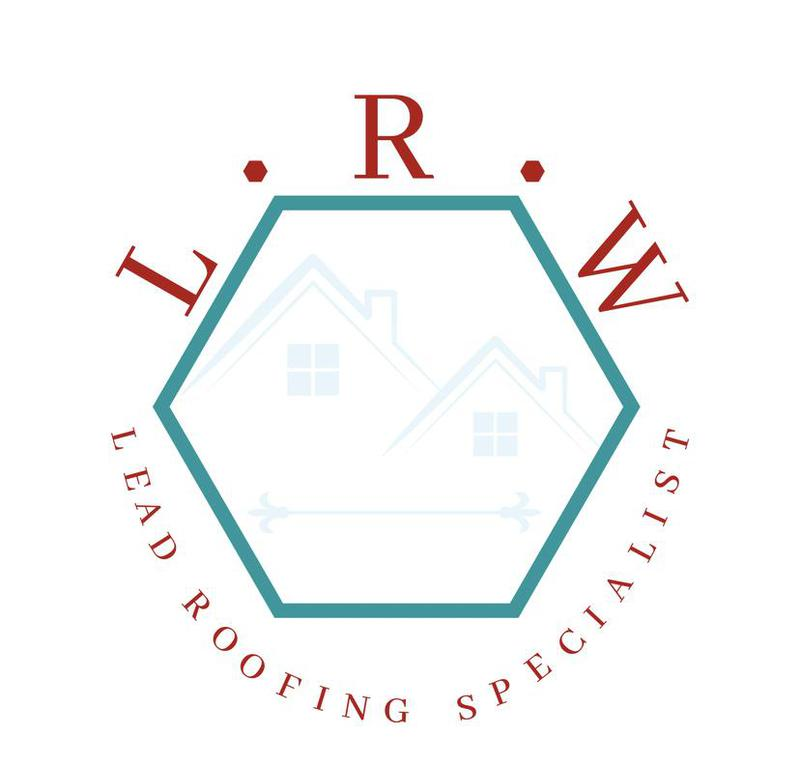 L R W Lead & Roofing Specialist logo