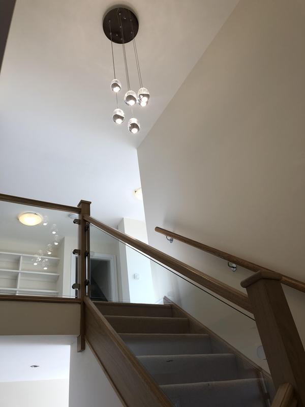 Image 15 - Light fitting installation