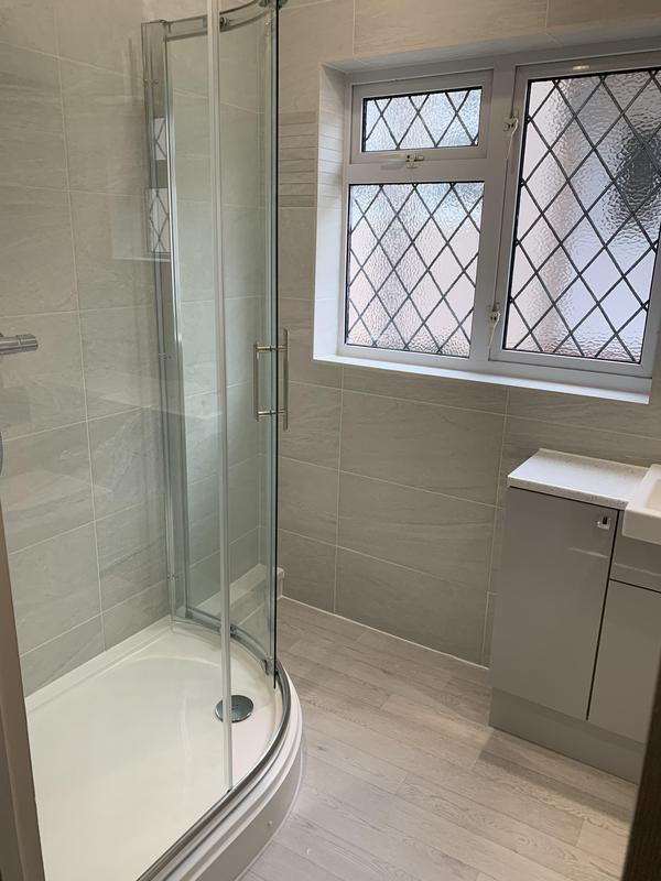 Image 48 - AFTER. Dartford Bathroom refurb
