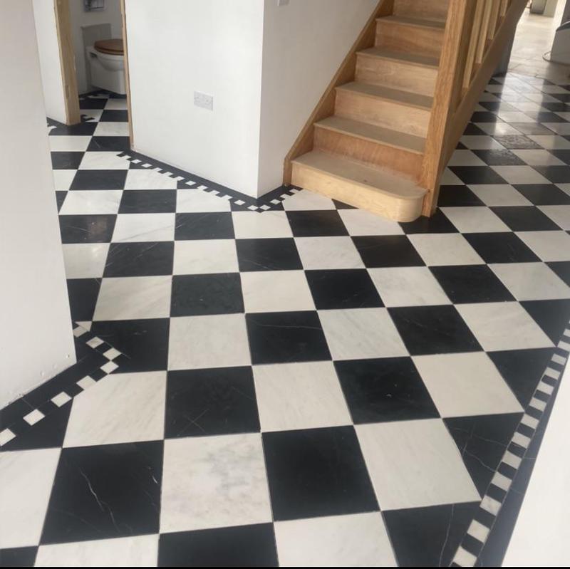 Image 2 - Marble custom flooring