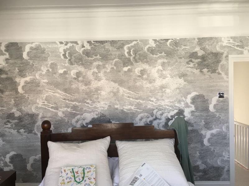 Image 32 - cole & son wallpaper feature