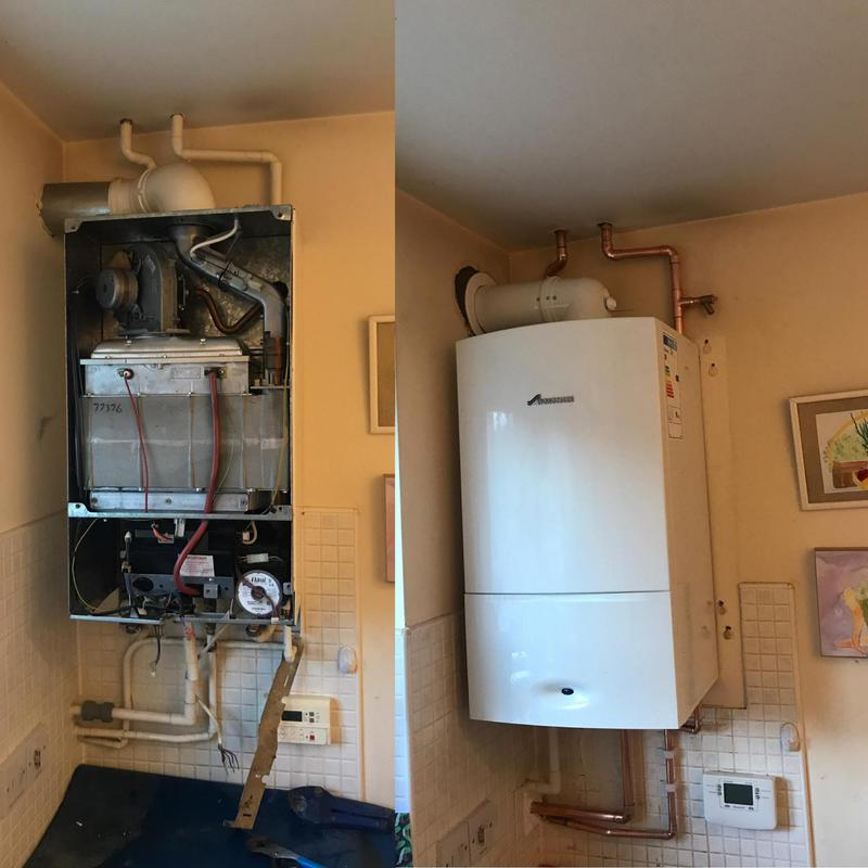 Image 17 - System boiler update with 10 year warranty.