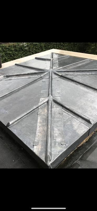 Image 6 - Lead roof Harpendon