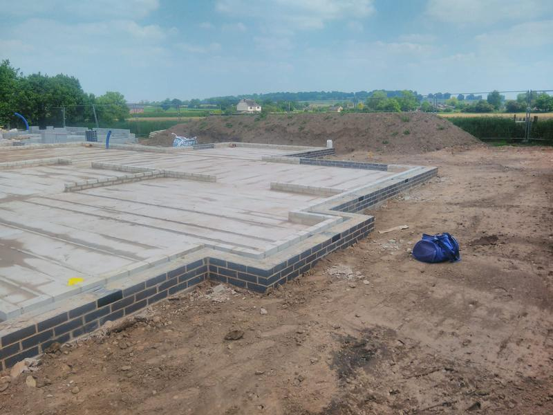 Image 20 - New Build Foundation