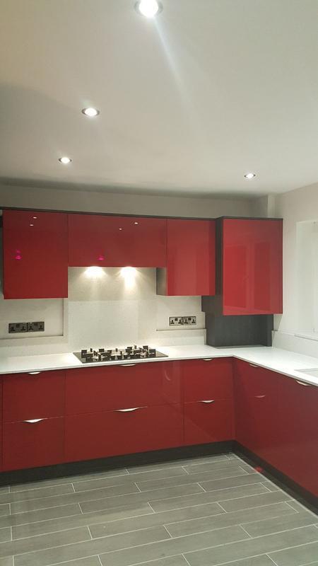 Image 19 - Oxclose kitchen
