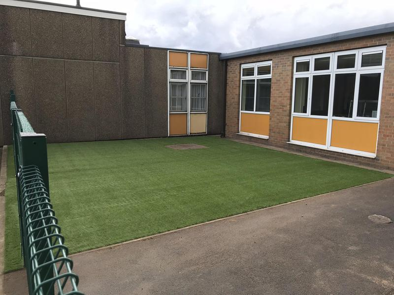 Image 13 - Hunger Hill school artificial turf