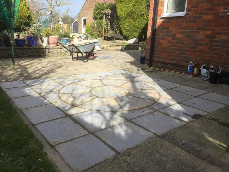Image 12 - Paving complete.