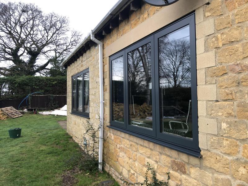 Image 45 - Aluminium windows