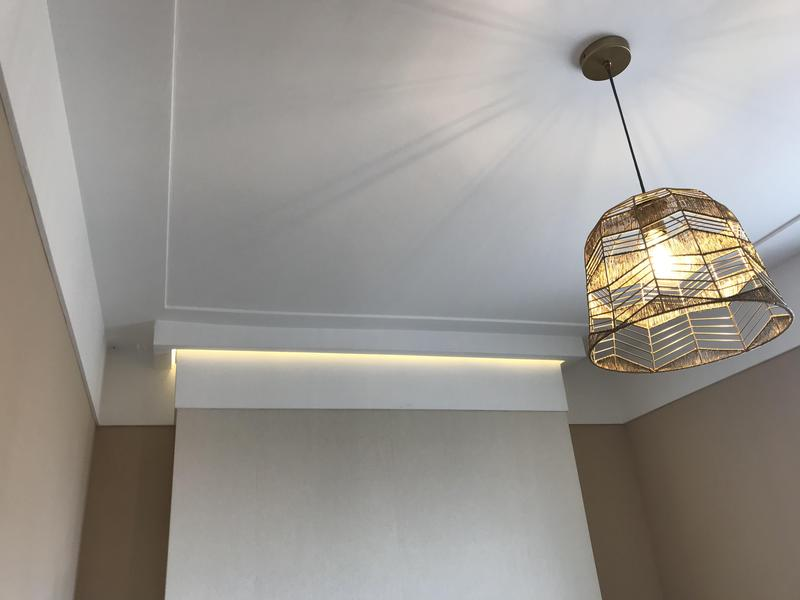 Image 4 - More concealed lighting - this is something we love to work into a project.