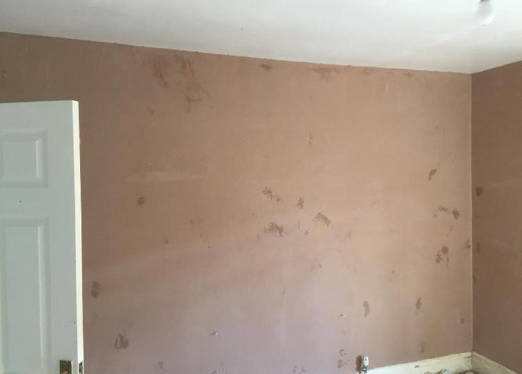 Image 60 - Whole house skimmed and floor replaced