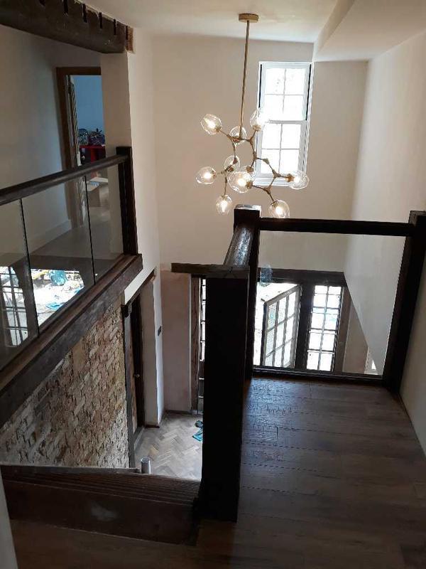 Image 91 - bespoke staircase