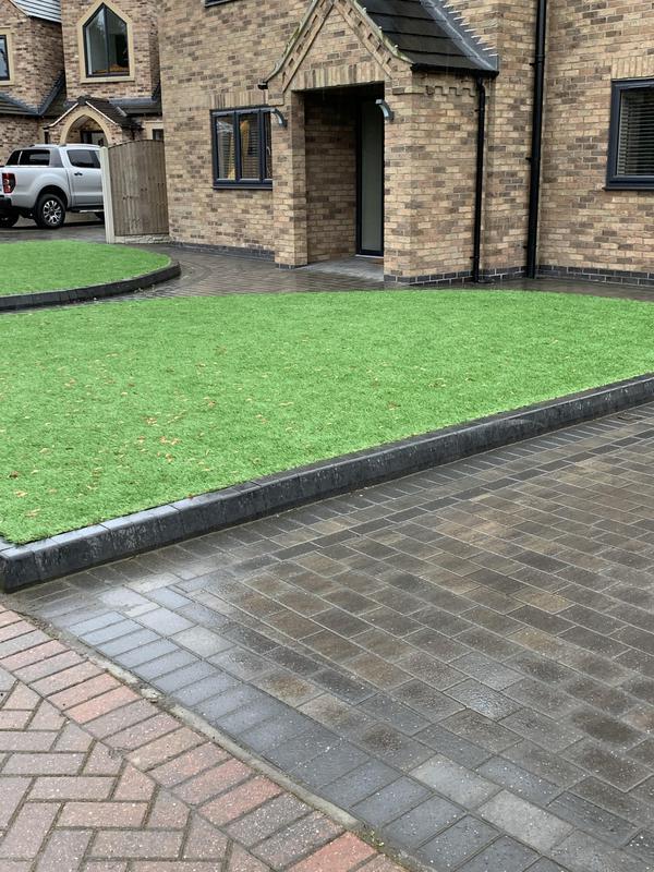 Image 4 - Raised artificial lawns