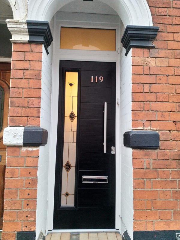 Image 94 - After - New Door