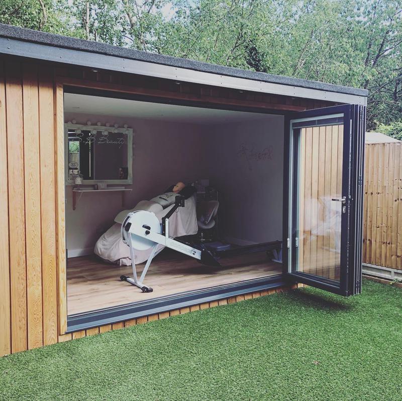 Image 25 - Garden office/gym in Welwyn Garden City