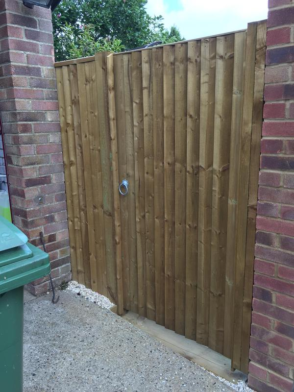 Image 11 - Bespoke gate