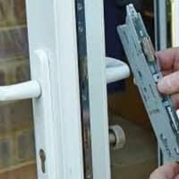 Image 8 - New door mec hinges handles and doors that have droped