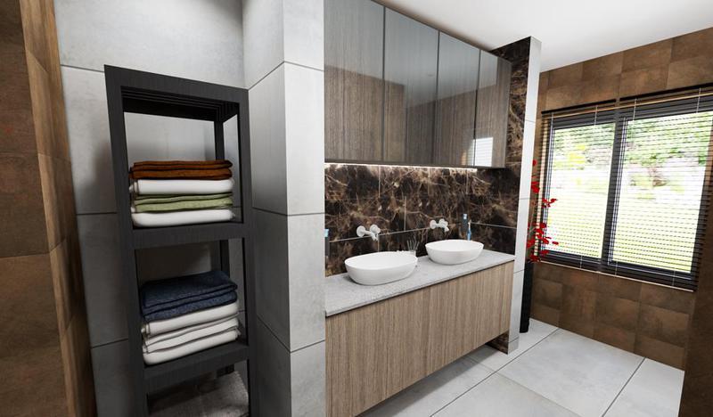 Image 25 - Bathroom design.