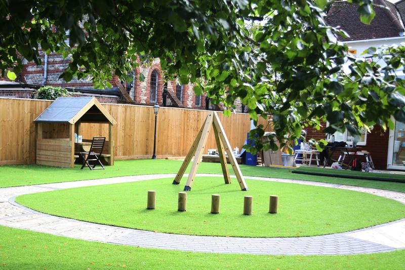 Image 2 - Artificial Grass for Schools and Nursuries