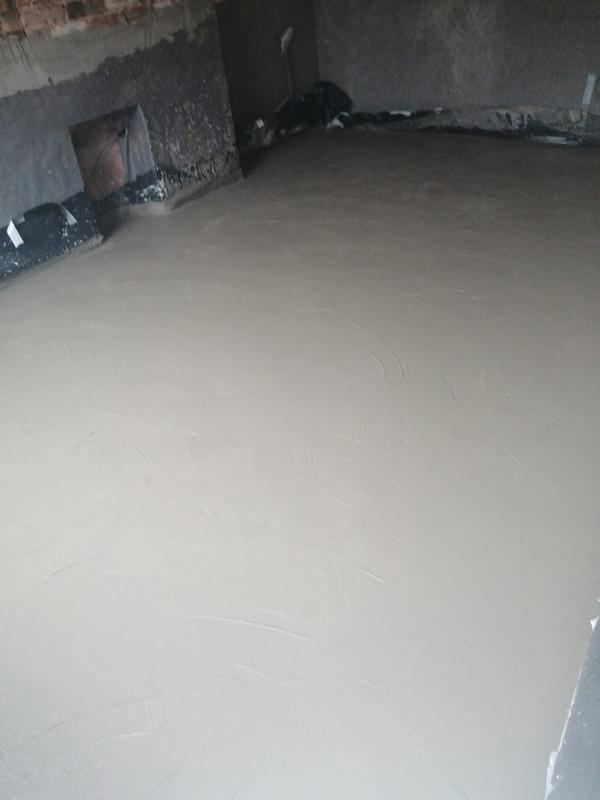Image 22 - New concrete floor with incorporated DPM