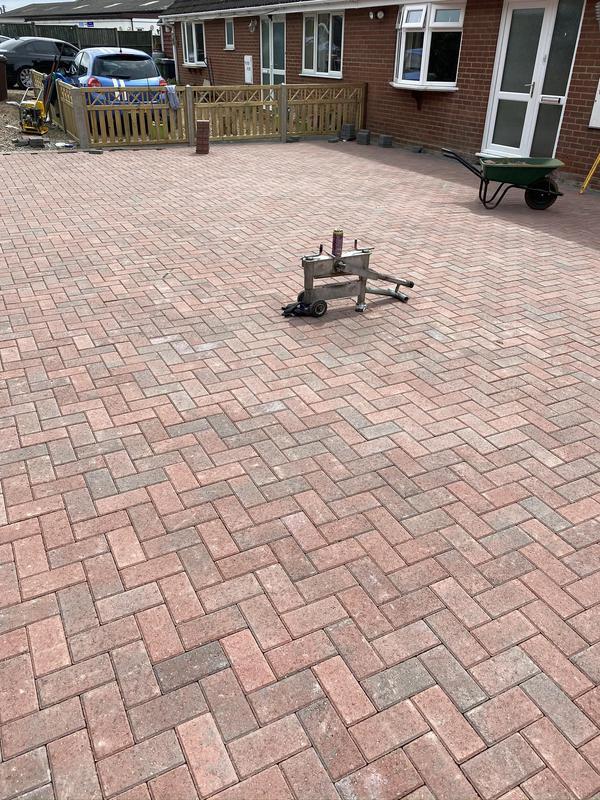 Image 66 - Block paving