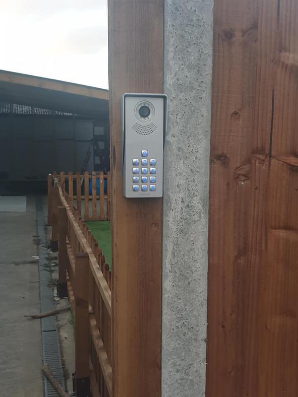 Image 7 - Intercom With Camera and Pin code