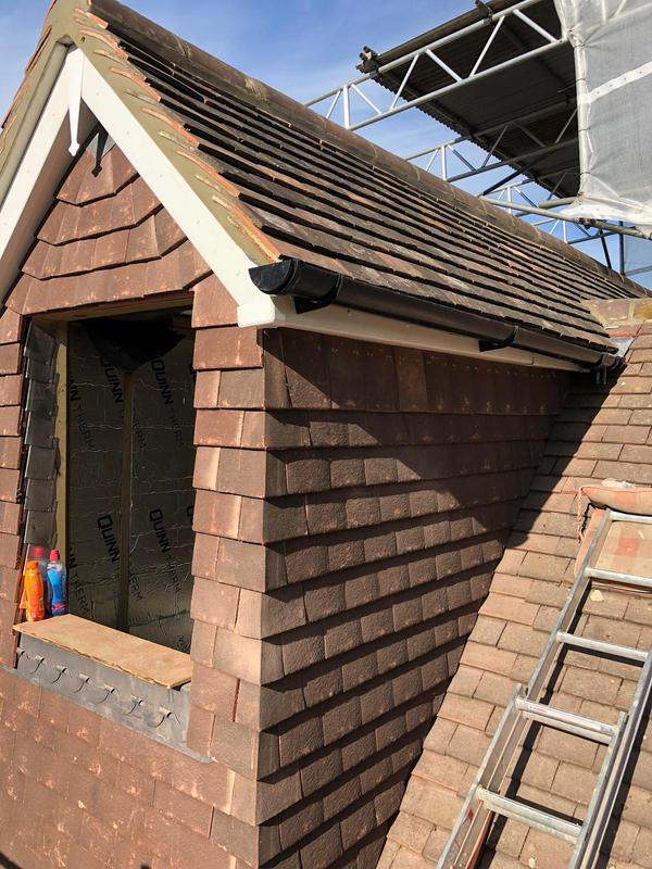 Image 24 - Finished dormer in Weybridge
