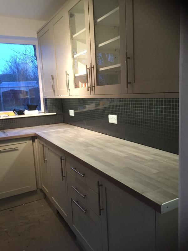 Image 6 - Knowsley Village kitchen under unit lights