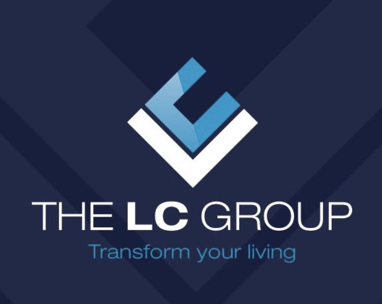 The LC Group logo