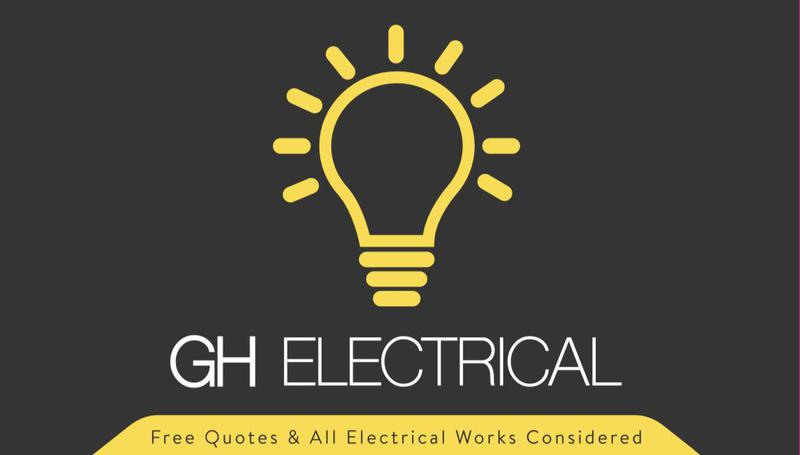 GH Electrical logo