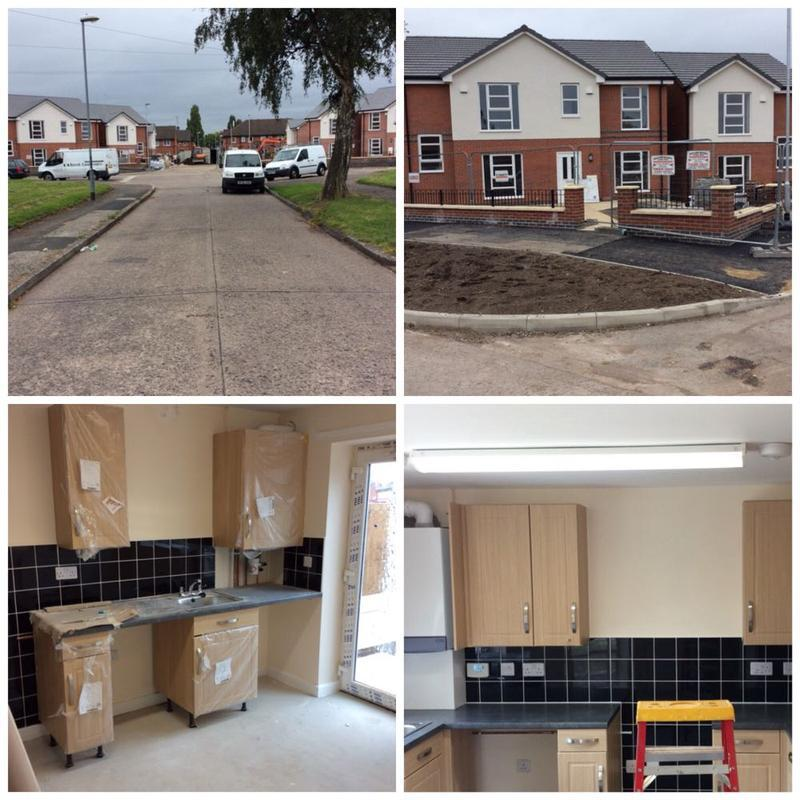 Image 14 - Led lighting upgrades , new build houses Niceic stockport electrician.
