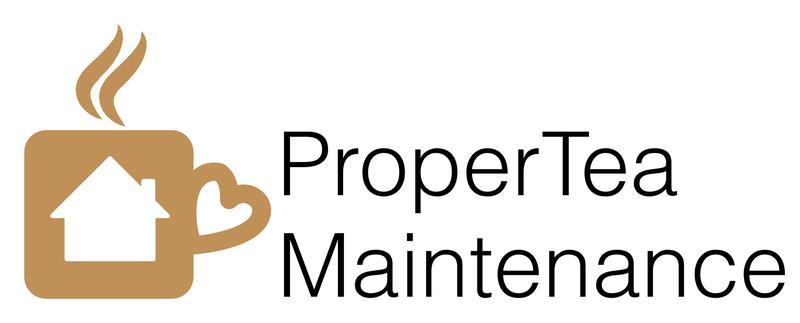 ProperTea Maintenance logo