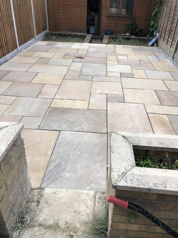 Image 19 - New patio just completed