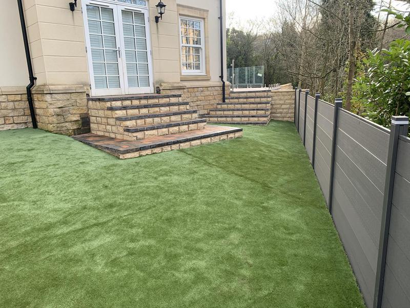 Image 6 - Stone wall/garden renovation