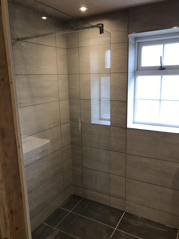 Image 6 - En-suite installation