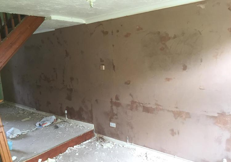 Image 48 - Whole house skimmed and floor replaced