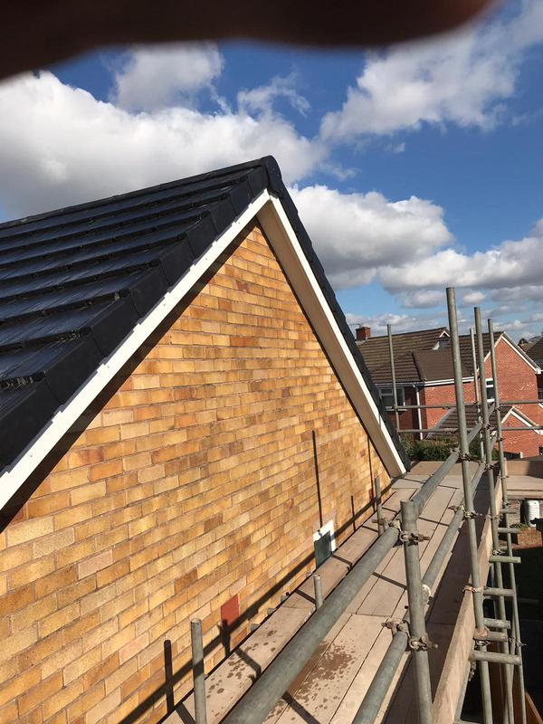 Image 2 - Main Roof replacement, completed Feb 2020.